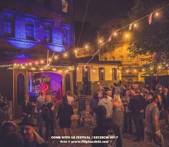 Come With Us Festival w Szczecinie: Muzyczny festiwal, który łączy różne kultury [PROGRAM]