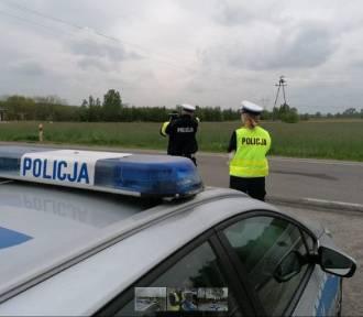 Policjanci łapali piratów drogowych. Odebrali 31 praw jazdy za przekroczenie prędkości