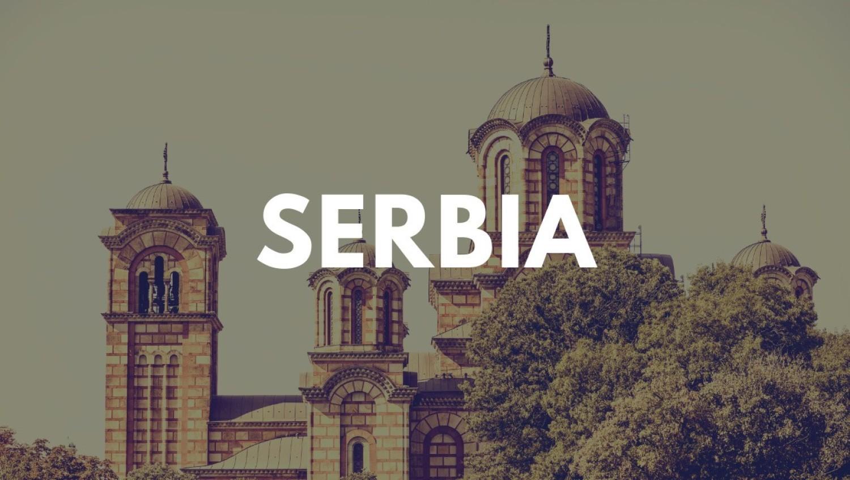 15. Serbia