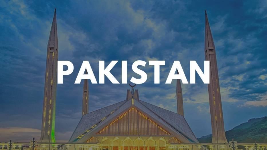 14. Pakistan