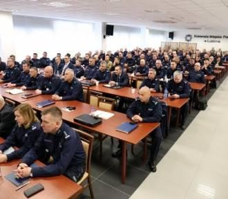 Kradzieże, włamania, narkotyki w woj. lubelskim. Policja podsumowała 2018 rok