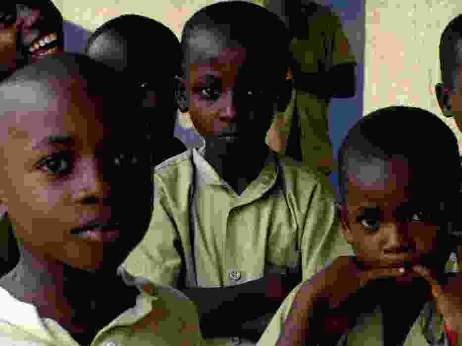 Dzieci w stolicy Burundi (http://commons