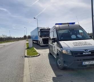 ITD zatrzymało dwie ciężarówki. Duże nieprawidłowości