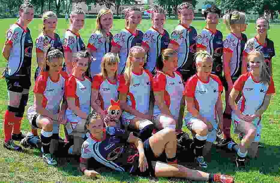 Drużyna Atomówek nie mogła wystąpić w turnieju finałowym mistrzostw Polski kobiet w rugby