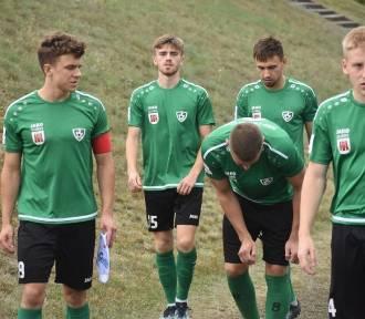 LKS Goczałkowice-Zdrój zdominował Carinę Gubin. Mecz ustawiła czerwona kartka?