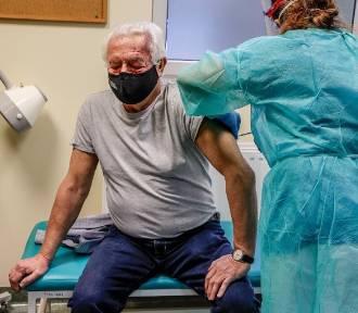 Mieszkańcy powiatu kaliskiego nie chcą się szczepić przeciwko COVID-19