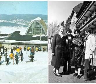 Szklarska Poręba w latach 80. Raj dla narciarzy przyciągał turystów