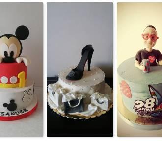 Ostroróg. Artystyczne torty od Słodkiej Sowy są zjawiskowe! I świetnie smakują!