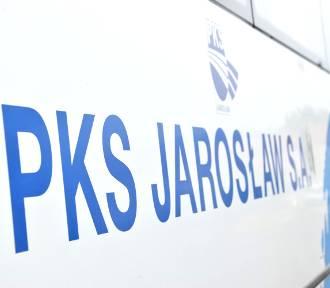 PKS Jarosław wznawia niektóre kursy zawieszone przez epidemię