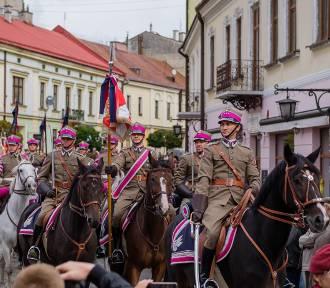 Tarnowska Parada Kawalerii zachwyciła mieszkańców [ZDJĘCIA]