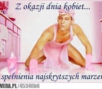 Dzień Kobiet powinien być codziennie! Najlepsze MEMY na 8 marca