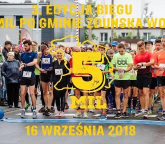 Bieg 5 mil po gminie Zduńska Wola w niedzielę. Będą utrudnienia w ruchu [mapa z trasą]