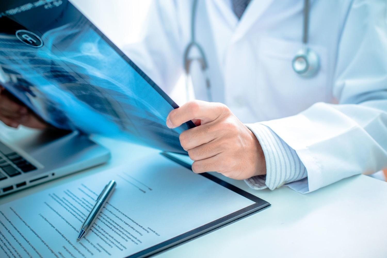 Nieodwracalne zmiany w płucach