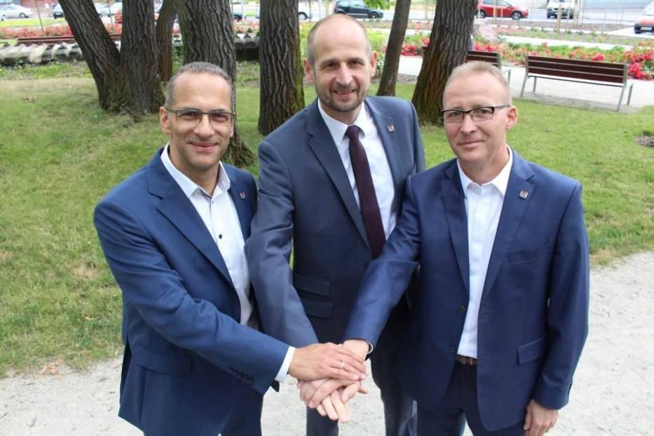 """Prezydent Gniezna zaprasza do koalicji samorządowej: """"Współpraca ponad podziałami ma sens"""""""