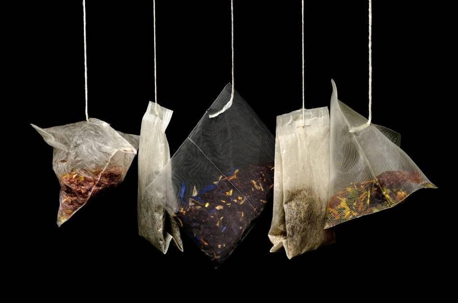 Nietypowe sposoby na wykorzystanie torebki po herbacie