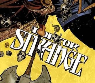 Doktor Strange. Tom 1. Marvel Now 2.0 [RECENZJA] Świetna i przewrotna historia o świecie, w którym