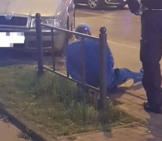 Pirat drogowy uciekał przed policją i spowodował wypadek