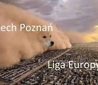 """""""Na Żurawiu do Europy!"""" Oto najlepsze memy po zwycięstwie Lecha Poznań"""