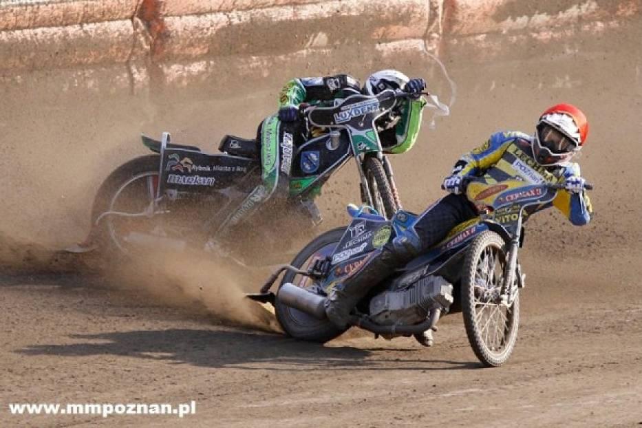 To będzie pierwszy mecz Skorpionów w Poznaniu w tym sezonie.