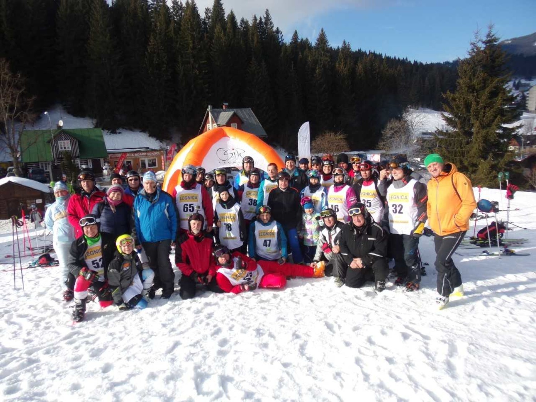Narciarskie i snowboardowe mistrzostwa Legnicy na Łysej Górze!