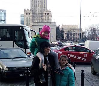 Podopieczni Domu Dziecka z Dąbrowy Rusieckiej z dwudniową wizytą w Warszawie. Co zobaczyli? [FOTO]