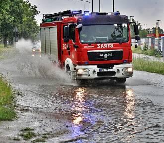 W niedzielę na Opolszczyźnie potężne burze z gradem. IMGW wydał ostrzeżenie 3. stopni