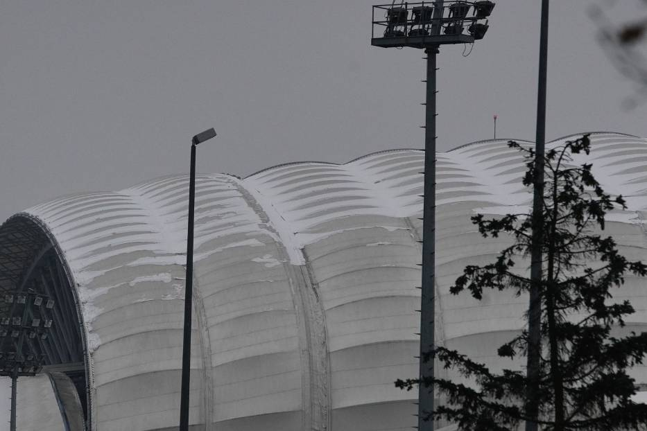 Pierwszą imprezą masową na poznańskim stadionie był koncert Stinga