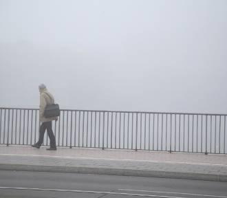 Uwaga! Znów będzie gęsta mgła