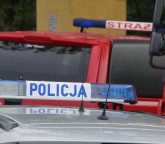 Tragiczny wypadek koło Liskowa pod Kaliszem. Jedna osoba nie żyje