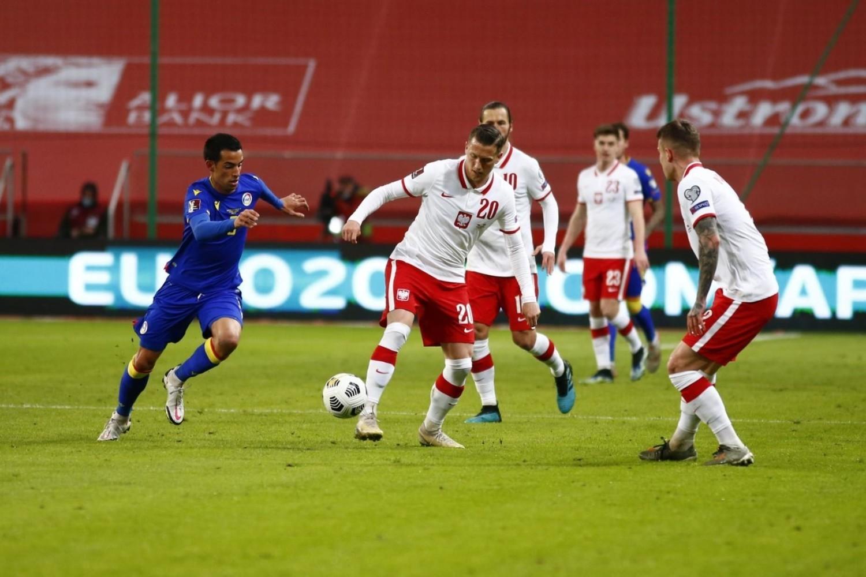 Polska pokonała Andorę w spacerowym tempie