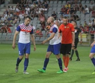 Bartosz Styczyński łączy grę w piłkę i bycie strażakiem