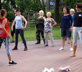 Poranna dawka dancehallu w parku Kochanowskiego [zdjęcia, wideo]