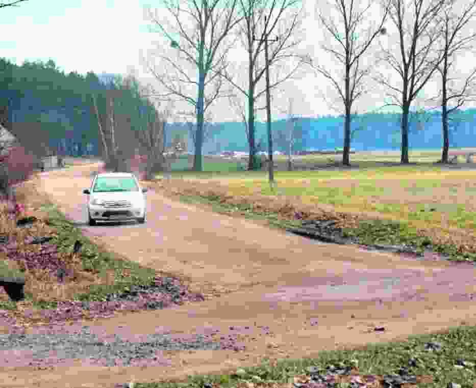 Nowa droga Wieszkowo-Żelazno
