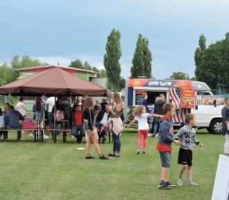 Food trucki w Bielsku Podlaskim zapewniły atrakcje na weekend