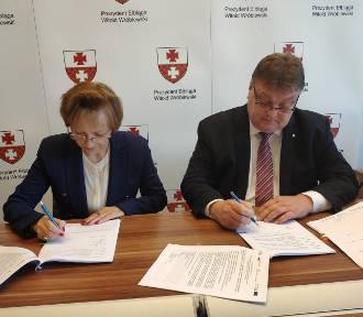 Rewitalizacja Parku Dolinka - podpisano umowę dofinansowania projektu