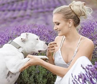 Kalendarz charytatywny pięknej szablistki Angeliki Wątor ZDJĘCIA