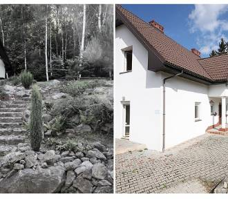Zamieszkaj na wsi, obok lasu... Zobacz piękne domy z ogrodami pod Świdnicą