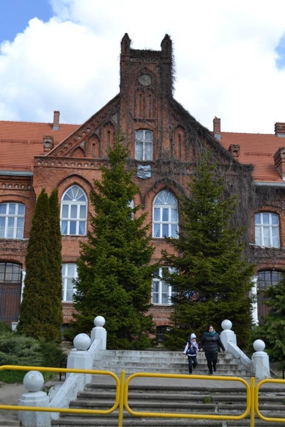 Szkoła Podstawowa w Gniewie
