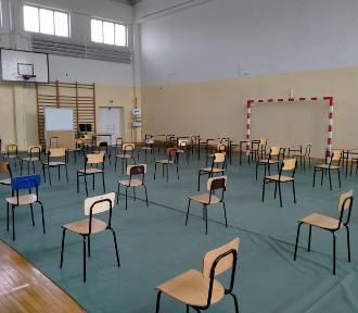 7 maja w Szkole Podstawowej nr 11 rusza nowy punkt szczepień [FOTO]