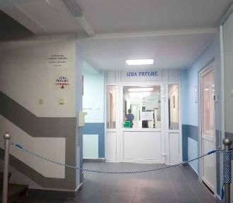 Izba przyjęć w Szpitalu Puckim w nowej odsłonie | ZDJĘCIA