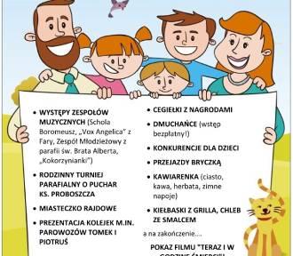 Parafialny Festyn Rodzinny już w tę niedzielę