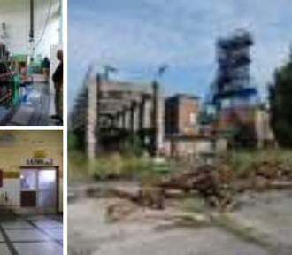 Koniec kopalni Piekary. Zobaczcie ZDJĘCIA  Arka Goli prosto z opuszczonych budynków