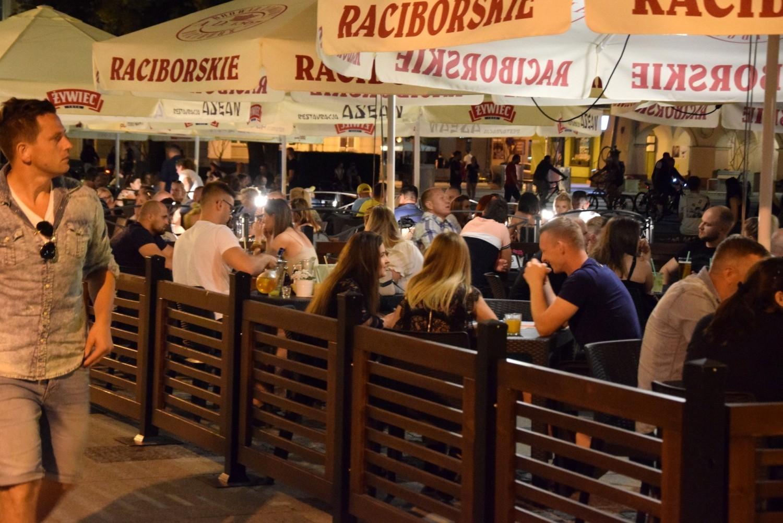 W sobotni wieczór Kielce tętniły życiem