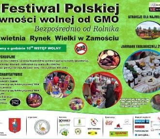 II Festiwal Polskiej Żywności Wolnej od GMO – Bezpośrednio od Rolnika w Zamościu (ZDJĘCIA)