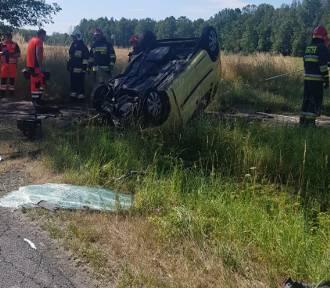 Tragiczny wypadek pod Boronowem. Jedna osoba nie żyje