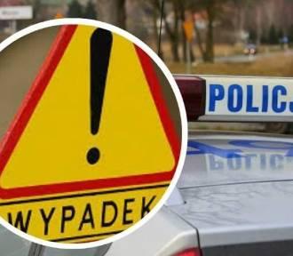 Wypadek w Ciechocinku. Potrącony mężczyzna, który wszedł pod volkswagena, miał ponad 2,5 promila