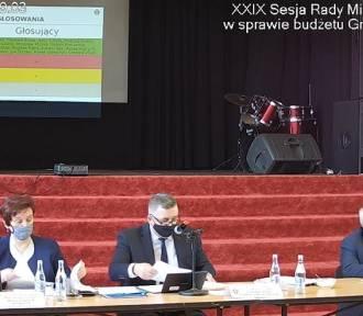 Radni Rady Miejskiej w Pilźnie jednogłośnie przyjęli budżet na 2021 rok