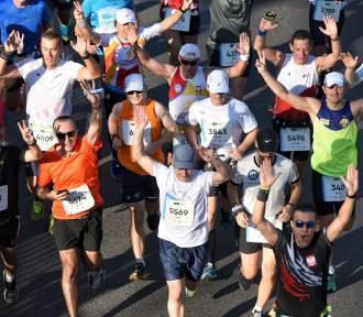 Tak wyglądał tegoroczny maraton w Poznaniu - zdjęcia z trasy