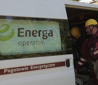 Energa Operator kolejną dobę walczy z efektami nawałnicy