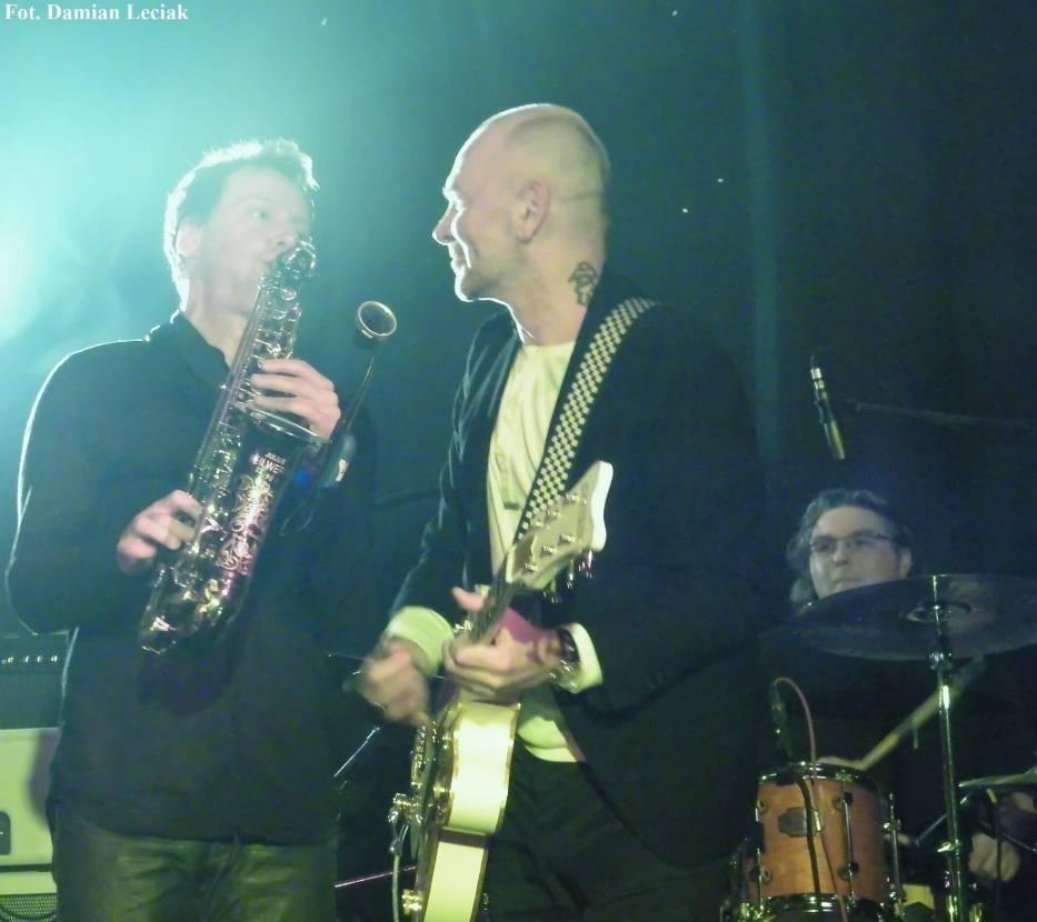 Mateusz Pośpieszalski i Wojciech Waglewski